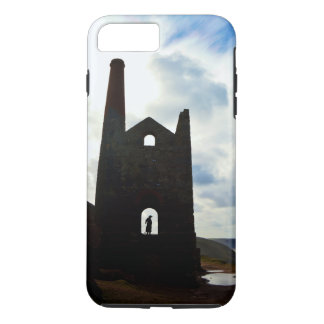 Poldark Country Mine Ruins Cornwall England iPhone 7 Plus Case