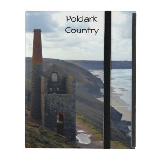 Poldark Country Photo Cornwall England iPad Covers