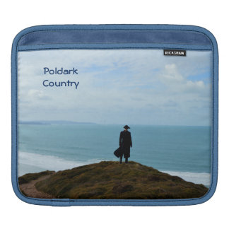 Poldark Country Photo Cornwall England Sleeve For iPads
