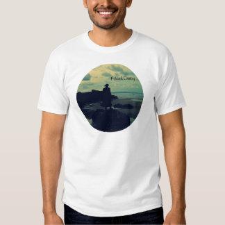 Poldark Country Photo Cornwall England Tshirt