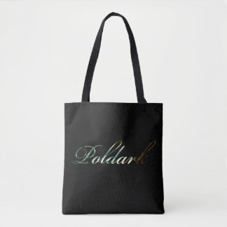 Poldark double-sided tote bag