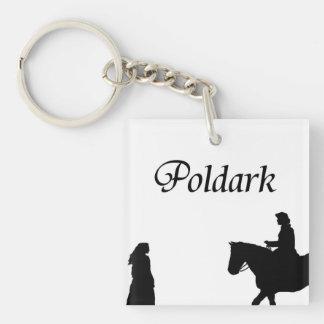 Poldark Keychain