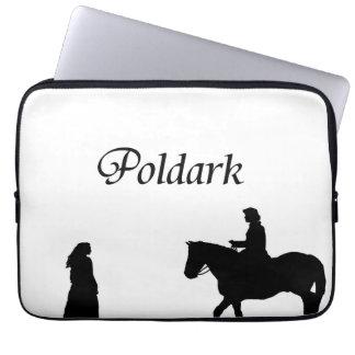 Poldark Laptop Sleeve