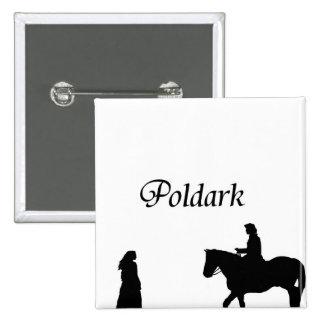 Poldark Pinback Button