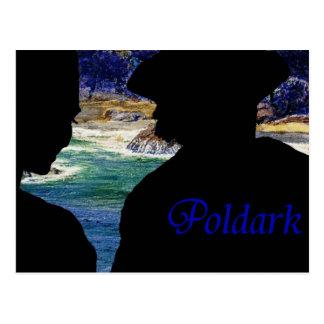 Poldark Postcard