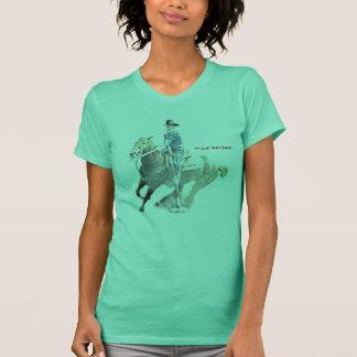 pole bender t-shirt