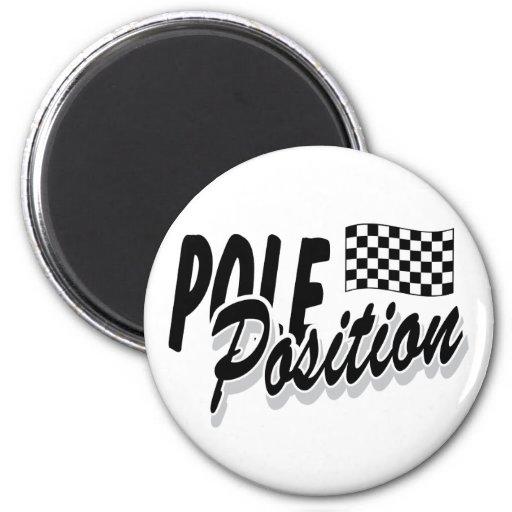 Pole position imán redondo 5 cm