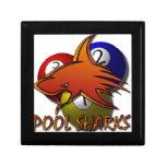 Pole Sharks Jewelry Box