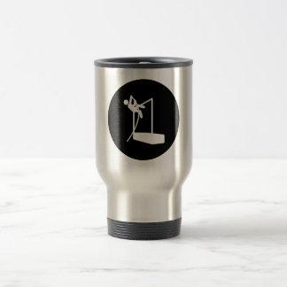 Pole Vault 15 Oz Stainless Steel Travel Mug