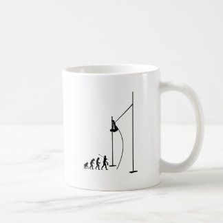 Pole Vault Athlete Coffee Mug