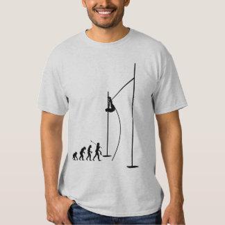 Pole Vault Athlete T-Shirt