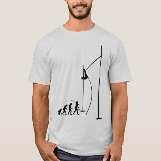 Pole Vault Athlete T-Shirt