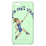 Pole Vault - Blue (Light) iPhone 5C Case