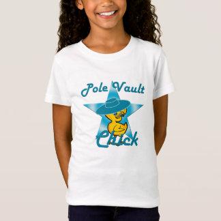 Pole Vault Chick #7 T-Shirt