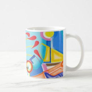 Pole Vault Classic White Coffee Mug