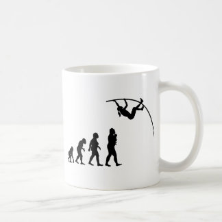 Pole Vault Coffee Mug
