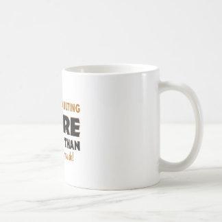 Pole vault designs classic white coffee mug