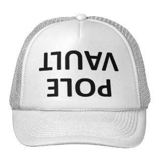 Pole Vault Trucker Hat