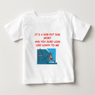 pole vaulting baby T-Shirt