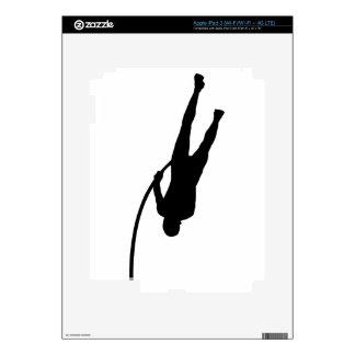 Pole Vaulting Skin For iPad 3