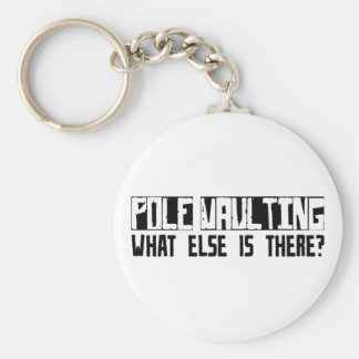 Pole Vaulting What Else Is There? Keychains