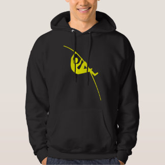 Pole Vaulting - Yellow Hoodie