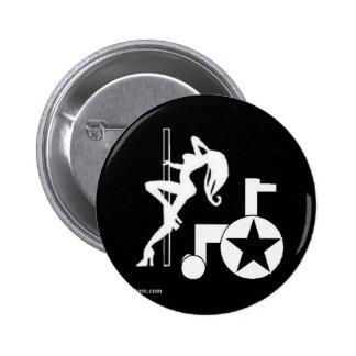 pole_wheelchair_gs_zazzle.jpg 2 inch round button