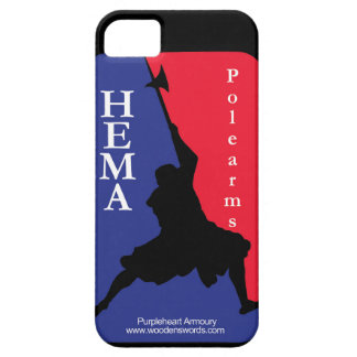 Polearm IPhone 5/5s case