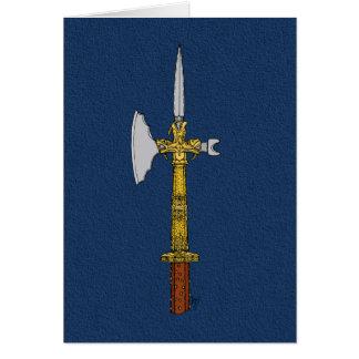 Poleaxe of Edward IV Card