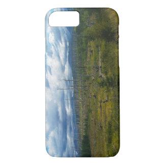 Polebridge Area Burnout Glacier National Park iPhone 8/7 Case