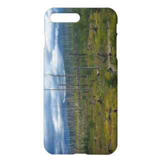 Polebridge Area Burnout Glacier National Park iPhone 8 Plus/7 Plus Case