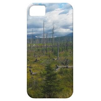 Polebridge Area Burnout Glacier National Park iPhone SE/5/5s Case