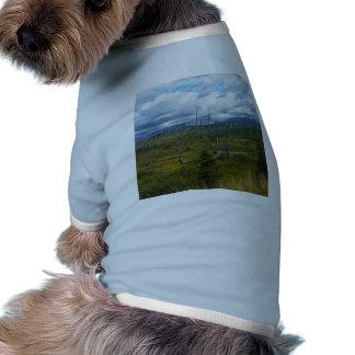 Polebridge Area Burnout Glacier National Park Shirt