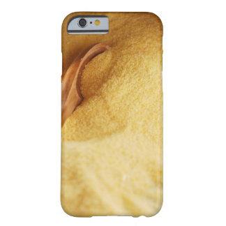 Polenta with wooden spoon and bowl barely there iPhone 6 case