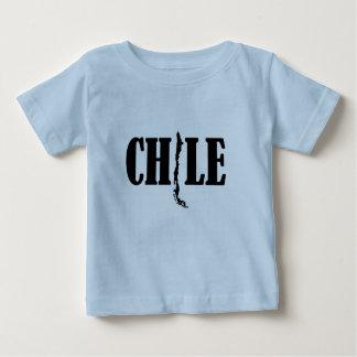 Polera Chile Mapa Bebe 2 - 2013 Playeras
