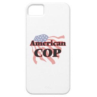 Poli americano iPhone 5 carcasa