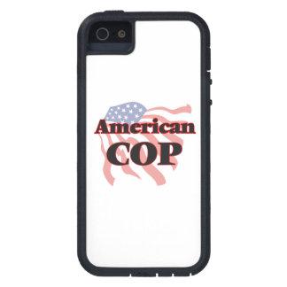Poli americano iPhone 5 fundas