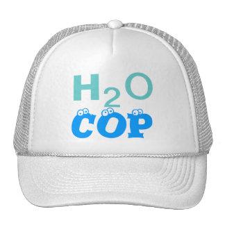 POLI de H2O - casquillo adaptable Gorros Bordados