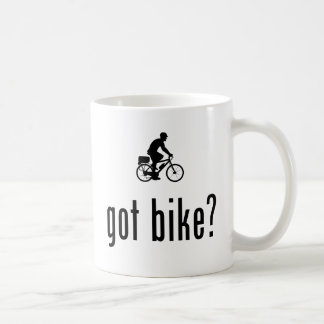 Poli de la bicicleta taza