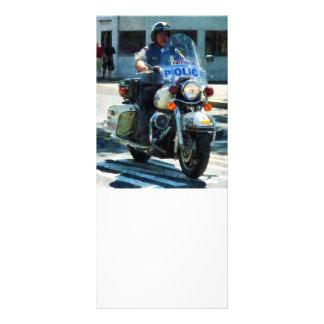 Poli de motocicleta lona personalizada