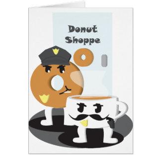 Poli del café felicitaciones