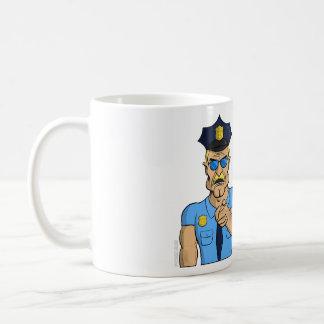 ¡Poli enojado - paso lejos de la taza!