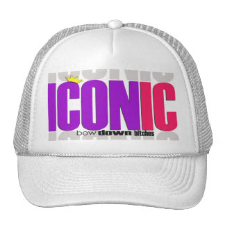 "POLI$HED - ""ICONIC"" B-BALL HAT"