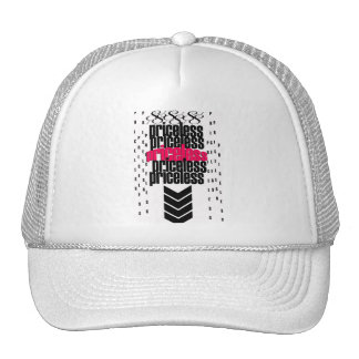 """POLI$HED- """"PRICELESS"""" bball-hat Trucker Hat"""