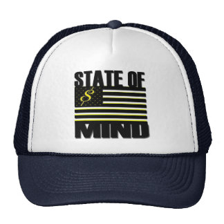 "POLI$HED ""STATE OF MIND"" HAT"