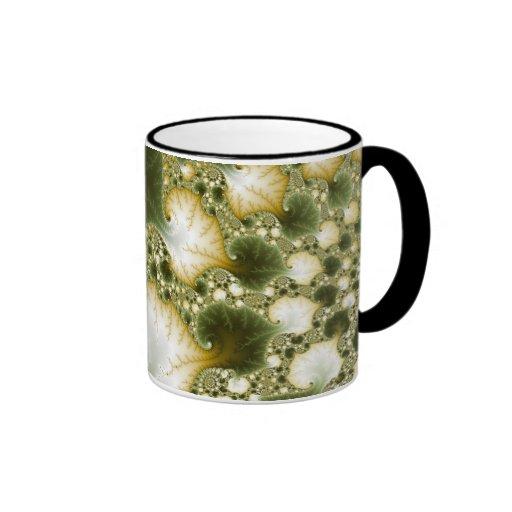 Poliatómico - taza del fractal
