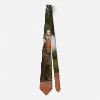 Police - A real dummy 1923 Neck Tie