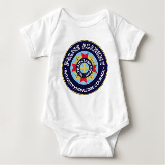 Police Academy Baby Bodysuit