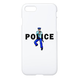 Police Action Logo iPhone 8/7 Case