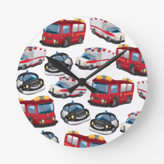 Police, Ambulance and Fire Service transport Round Clock